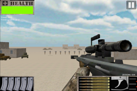 Screenshot S.W.A.T. Sniper