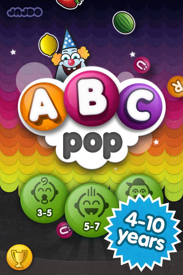 Screenshot Pop ABCs – Letters & Letter Sounds