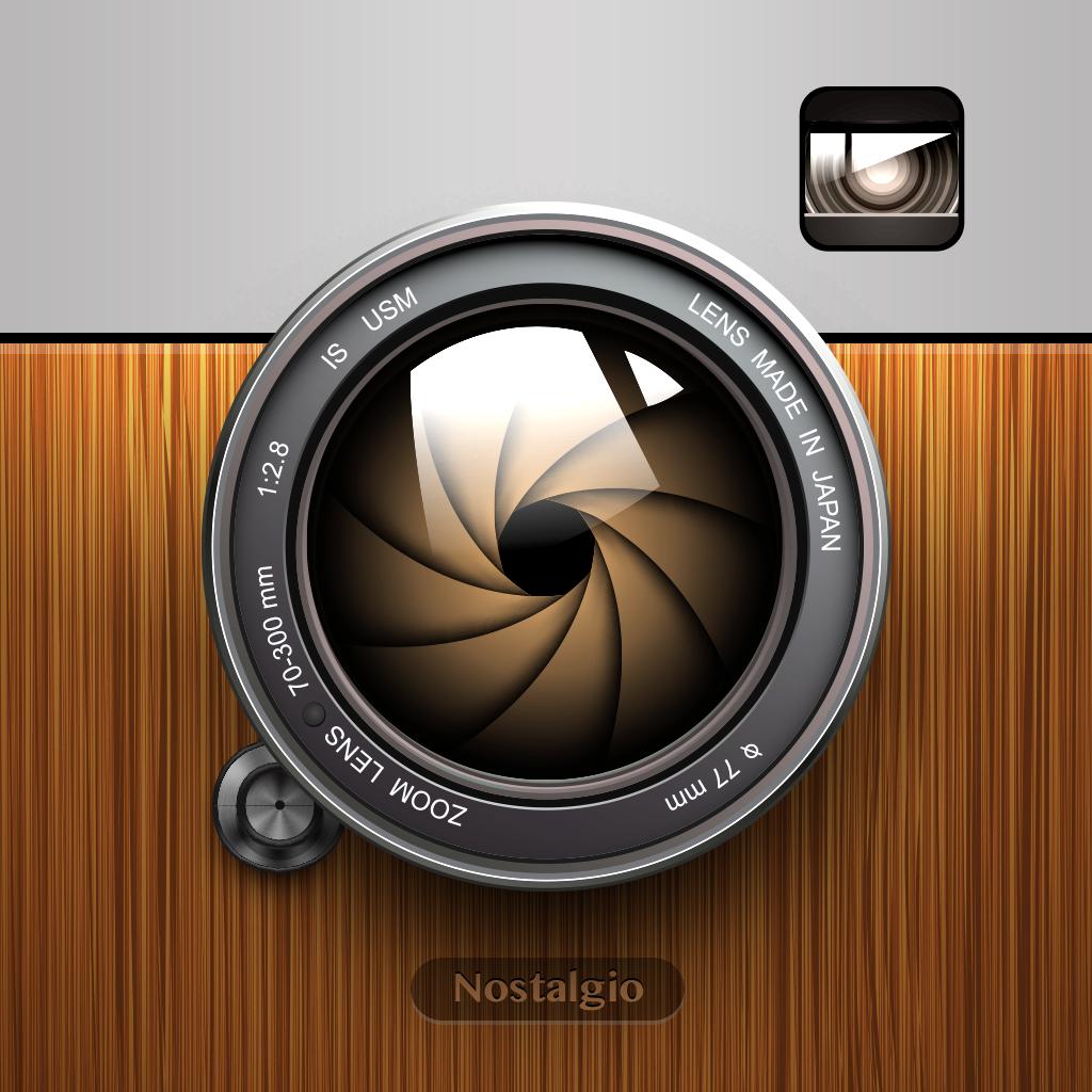 Nostalgio - Cooler Foto-Editor und Collagen-Ersteller mit den ...